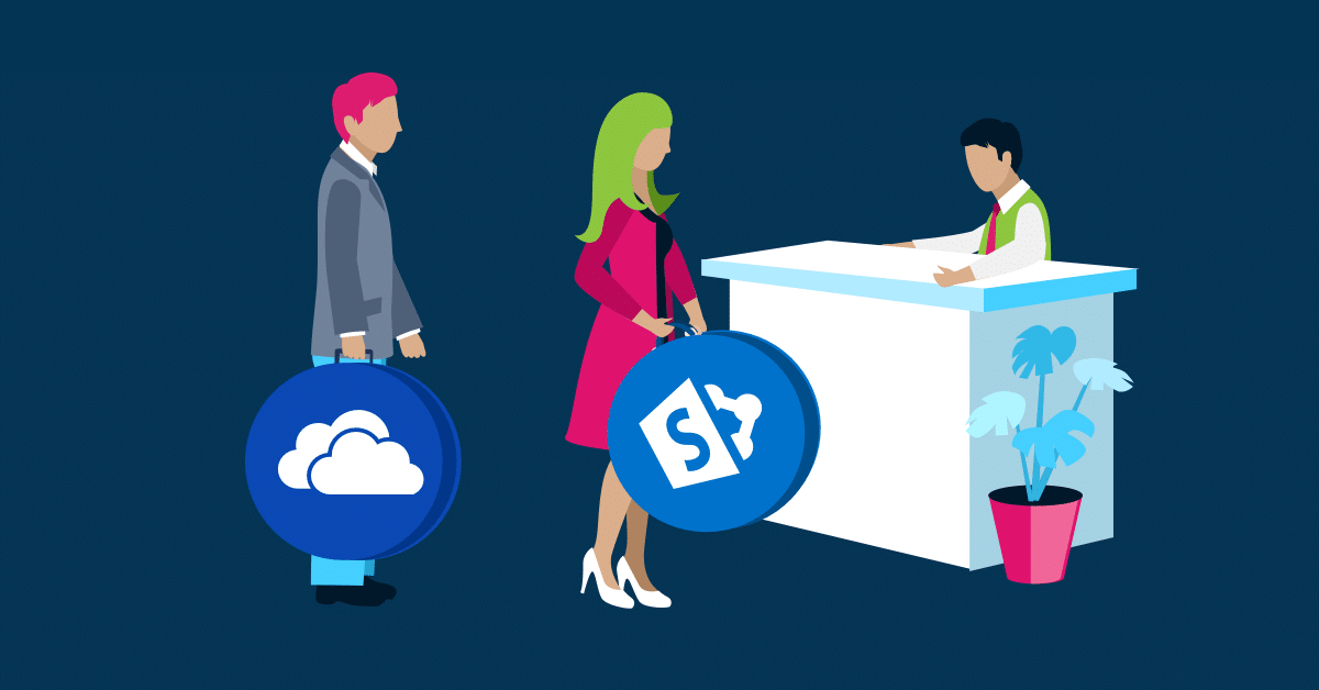 How to use OneDrive and SharePoint for Business